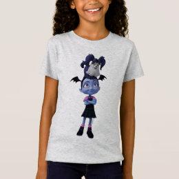 Disney   Vampirina - Vee & Wolfie - Best Friends T-Shirt