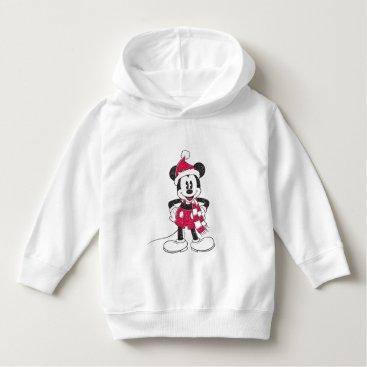 Disney Themed Disney | Vintage Mickey - Festive Fun Hoodie