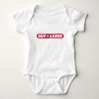 "Disney WALL-E ""Buy N Large"" Logo Baby Bodysuit"
