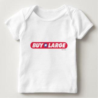 "Disney WALL-E ""Buy N Large"" Logo Baby T-Shirt"