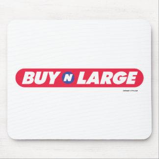 "Disney WALL-E ""Buy N Large"" Logo Mouse Pad"