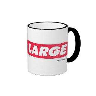 "Disney WALL-E ""Buy N Large"" Logo Ringer Mug"