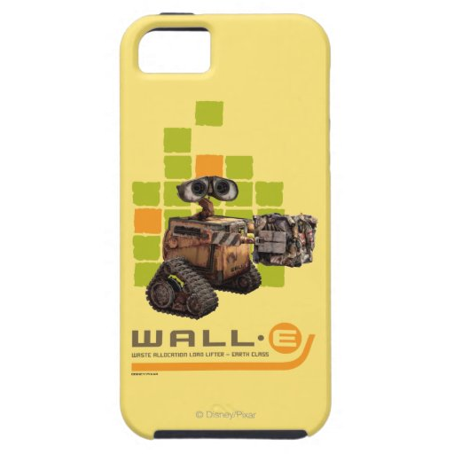 Disney WALL-E Giving Metal iPhone 5 Case