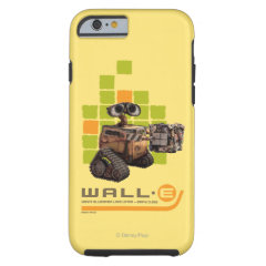 Disney WALL-E Giving Metal iPhone 6 Case