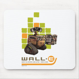 Disney WALL-E Giving Metal Mouse Pad