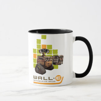 Disney WALL-E Giving Metal Mug