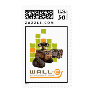 Disney WALL-E Giving Metal Postage