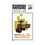 Disney WALL-E Giving Metal Postage Stamp