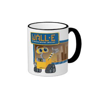 Disney WALL-E Graphic Ringer Coffee Mug