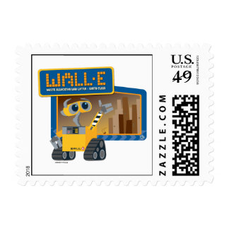 Disney WALL-E Graphic Postage Stamps