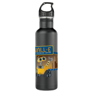 Disney WALL-E Graphic Stainless Steel Water Bottle