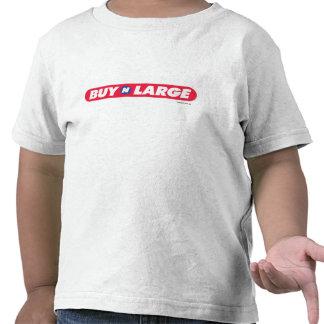 """Disney WALL-E logotipo grande de la """"compra N"""" Camiseta"""