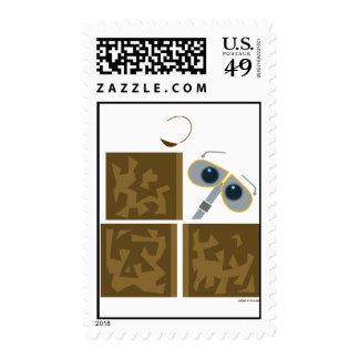 Disney WALL-E Stamp