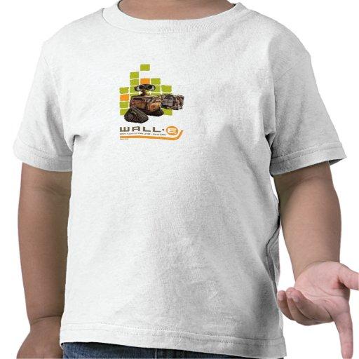 Disney WALL-E que da el metal Camiseta