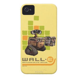Disney WALL-E que da el metal Carcasa Para iPhone 4 De Case-Mate