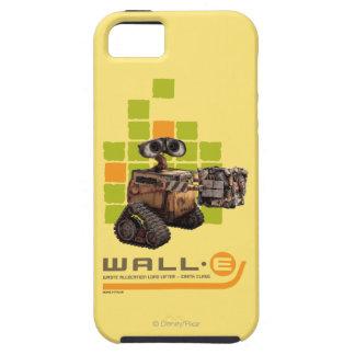 Disney WALL-E que da el metal Funda Para iPhone SE/5/5s