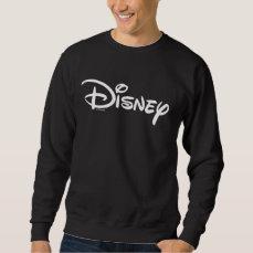 Disney White Logo Sweatshirt