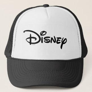 Disney White Logo Trucker Hat