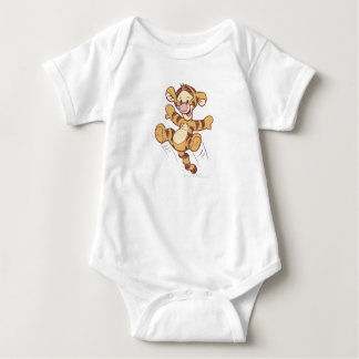 Disney Winnie The Pooh Baby Tigger  Infant Creeper