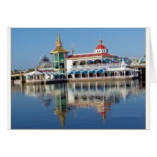Disneyland Card