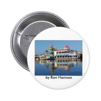 Disneyland Pinback Button