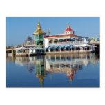 Disneyland Postcard