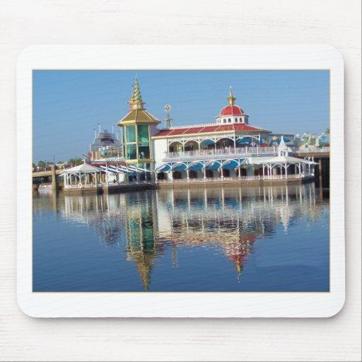 Disneyland Tapete De Raton