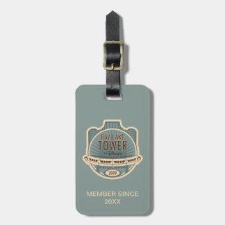 Disney's Bay Lake Tower | Established 2009 Bag Tag
