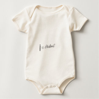 Disobedience - Henry David Thoreau Quote Baby Bodysuit