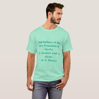 Disobedience T-Shirt