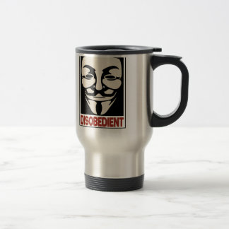 Disobedient Travel Mug
