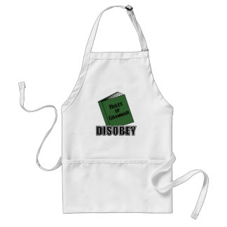 Disobey Adult Apron