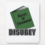 Disobey Mouse Pad