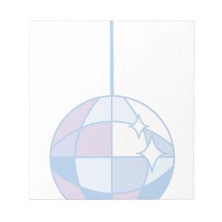 Disoc Ball Notepad
