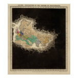 Disolución del imperio del ANUNCIO de Carlomagno 9 Impresiones