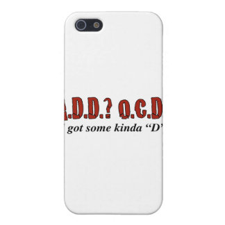 Disorder Party! Case For iPhone SE/5/5s