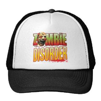 Disorder Zombie Head Hat