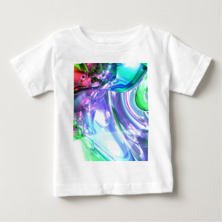 Disorderly Color Abstract Tshirt