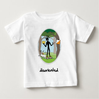 """Disoriented"" Baby T-Shirt"