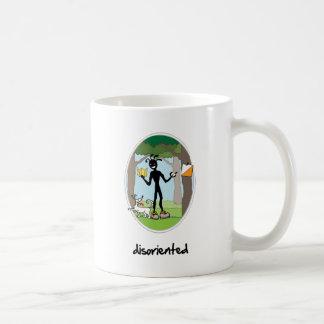 """Disoriented"" Coffee Mug"