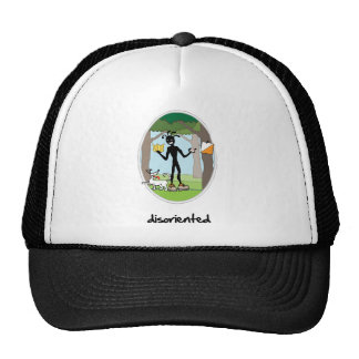"""Disoriented"" Trucker Hat"