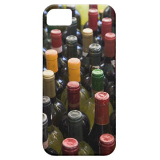 dispaly fo wine bottles in market, Campo di iPhone SE/5/5s Case