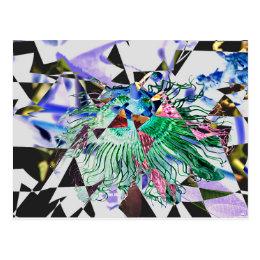 Disparate Parts 2015 Postcard