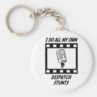 Dispatch Stunts Keychain
