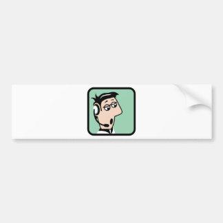 Dispatcher Bumper Sticker