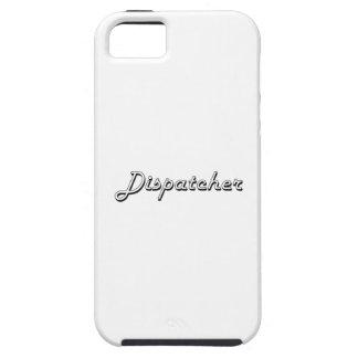 Dispatcher Classic Job Design iPhone 5 Case