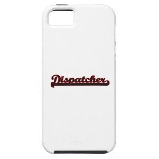Dispatcher Classic Job Design iPhone 5 Covers
