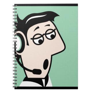 Dispatcher Notebook