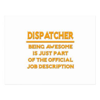 Dispatcher Job Description 911