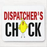 Dispatcher's Chick 1 Mouse Pad